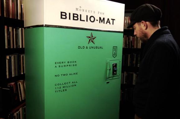THE BIBLIO-MAT