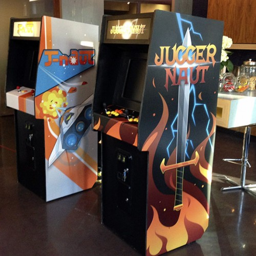 80's cabs at The Juggs