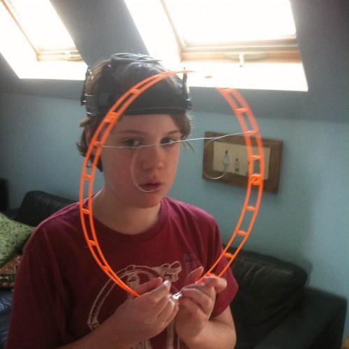 Headgear fitting